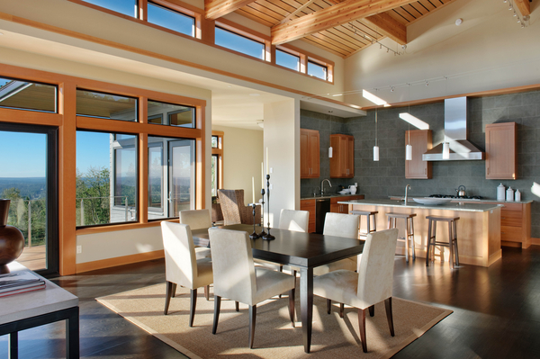 Meet the architect scott allen aia for Northwest contemporary design