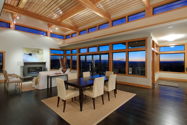 Meet the architect scott allen aia for Inside beautiful homes pictures